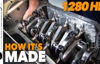 BMW-F1-Car-BT52-1280-HP-Engine-Assembly-HOW-ITS-MADE-CAR-FACTORY