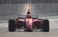 1995-Ferrari-412-T2-F1-V12-Screaming-on-Track-Warm-Up-Accelerations-Fly-Bys